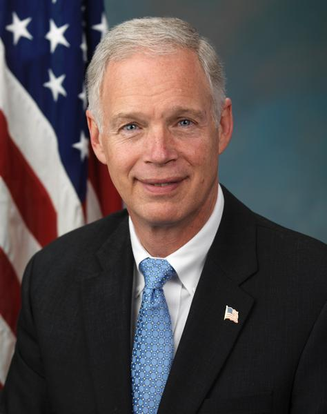 U.S. Sen. Ron Johnson, R-Wis.